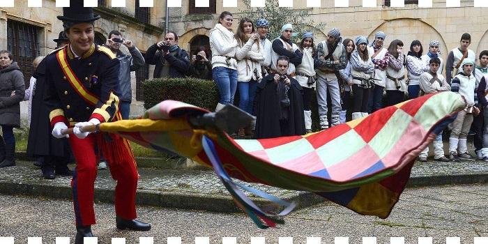 Fiesta de los Jefes en Santo Domingo de Silos