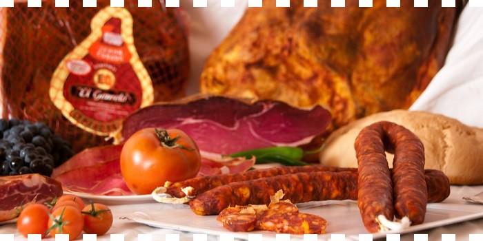 Jamones El Gemelo en DeliciasBurgos
