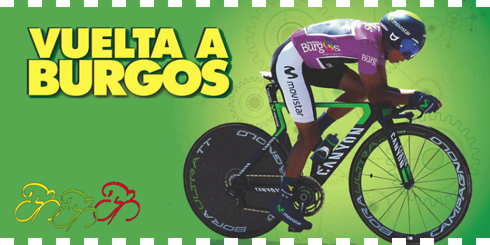Vuelta a Burgos 2015