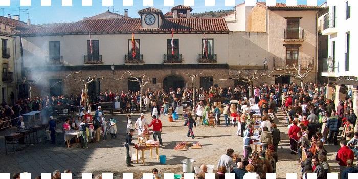 XXVII Fiesta de la Matanza... en Covarrubias!