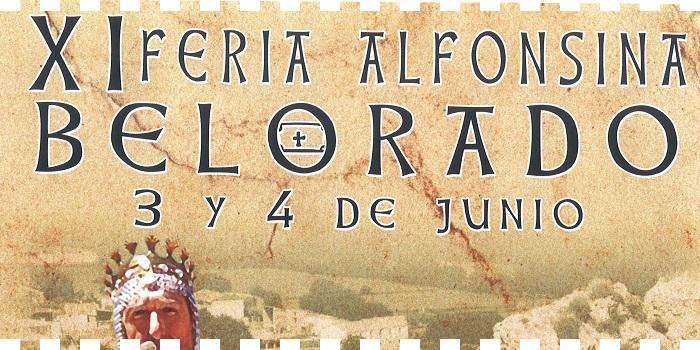 XI Feria Alfonsina de Belorado 2017 los días 3 y 4 de junio 2017