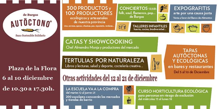 Impulsando el producto local y ecológico ...eso es #AUTÖCTONO