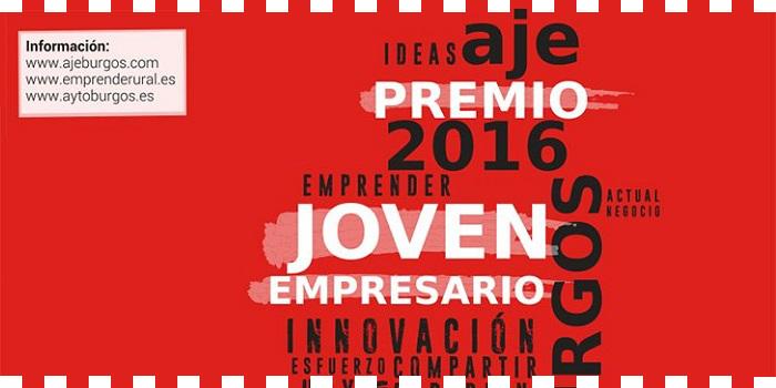 Delicias Burgos ...en Premio #JovenEmpresario2017