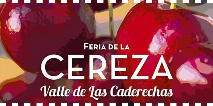 Feria de la cereza 2017 en el Valle de Caderechas