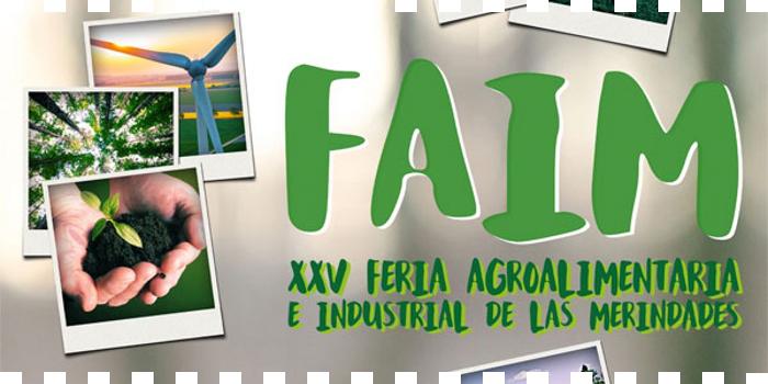 XXV Feria FAIM en Medina de Pomar el 29 y 30 de julio 2017
