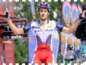 Dani Moreno wins Tour of Burgos queen's stage
