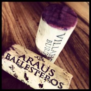 Aráus Ballesteros en DeliciasBurgos