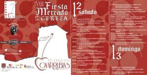 Feria Cereza Covarrubias