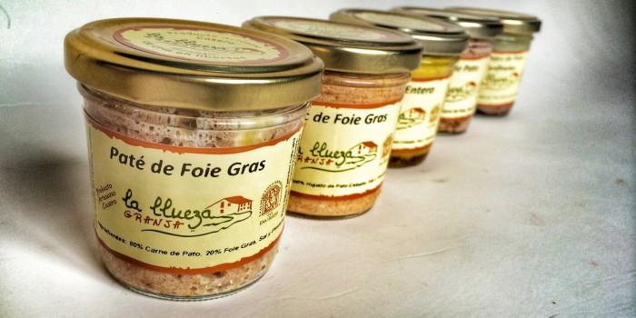 Productos artesanos de pato ...en Delicias Burgos