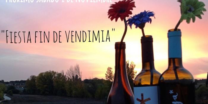 Fiesta Fin de Vendimia ...en Bodegas Valdaya