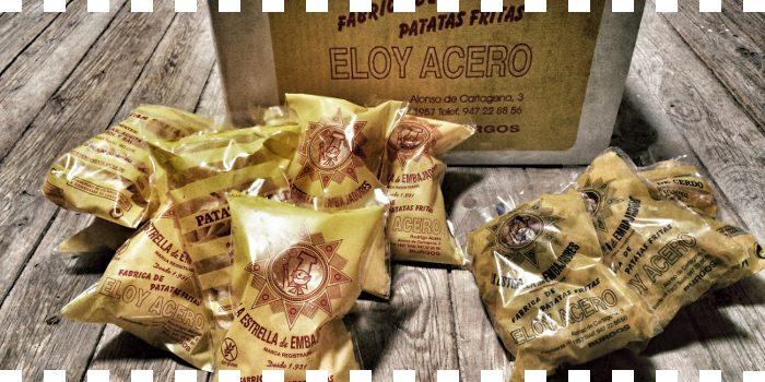Las tradicionales Patatas Fritas de Eloy Acero ...en DeliciasBurgos