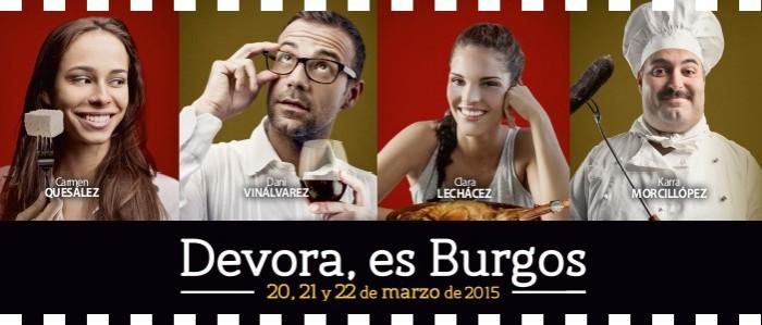 Devora es Burgos ...en DeliciasBurgos