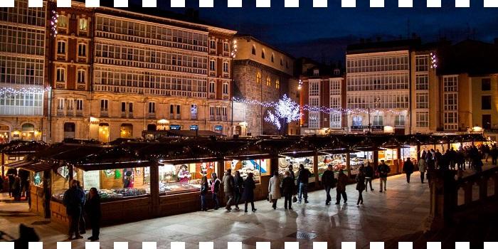 Ferisa y mercados en Burgos durante 2015