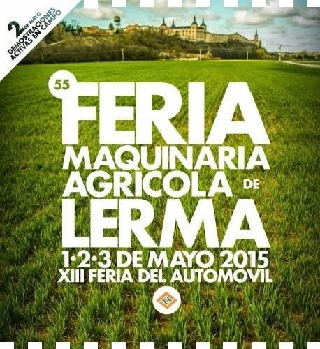55 Feria Agrícola de Lerma