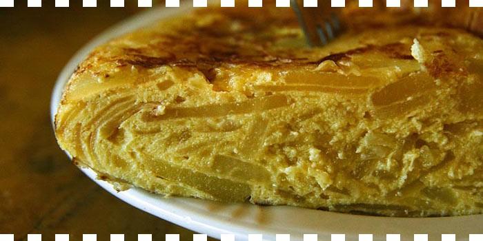 Patata de Burgos... se busca la mejor tortilla!