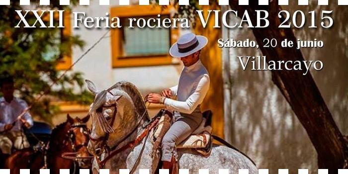 Feria Rociera VICAB 2015 en Villarcayo!