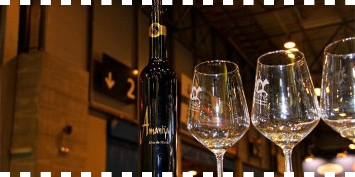Amantia …el vino de hielo burgalés