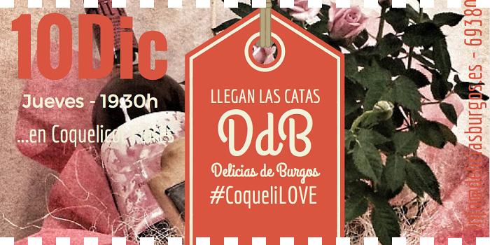 Llegan los #Eventos ...con Delicias de Burgos