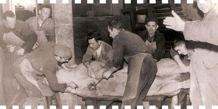 El refranero y la matanza del cerdo!