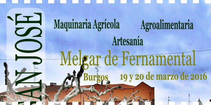 LV Feria de Melgar de Fernamental ...con DeliciasBurgos!
