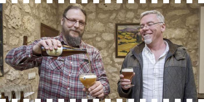 Nace 'Cardeña', la primera cerveza trapense de España