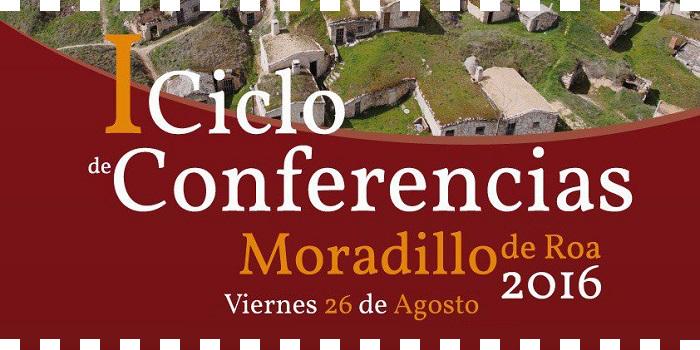 I Ciclo Conferencias en Moradillo de Roa