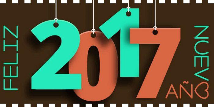 Feliz Año 2017 ...os deseamos #ConMuchoGusto desde Delicias Burgos!