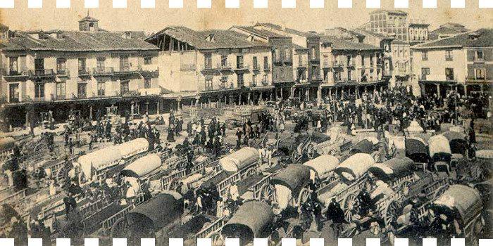 Ferias y mercados en Burgos