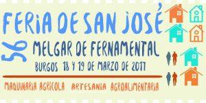 Feria de San José de Melgar de Fernamental 2017