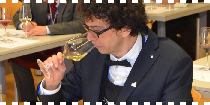 El mejor sumiller de Castilla y León en 2017... Fernando Mayoral