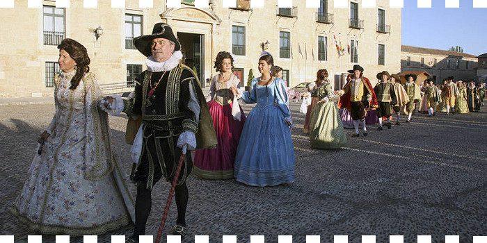 Fiesta barroca de Lerma 2017 ...del 4 al 6 de agosto 2017