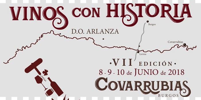 VII Feria de Vinos con Historia ...en Covarrubias!