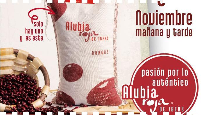 X Feria de la Alubia Roja de Ibeas 2018 en Arlanzón el 4 de noviermbre