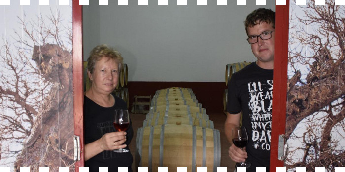 Marilé recupera la cultura del vino en Villahoz