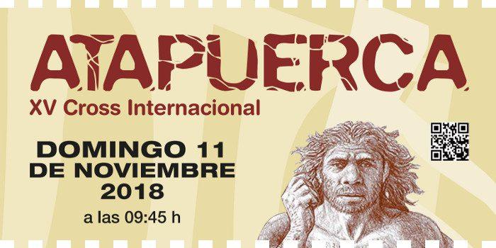 XV edición del Cross Atapuerca, con Burgos Alimenta