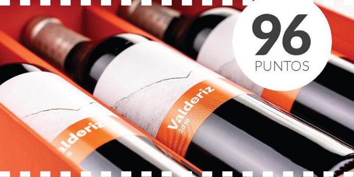 Valderiz 2016, mejor vino del mundo por debajo de 50$ según Wine Spectator
