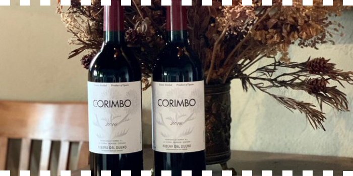 Corimbo 2016, la elegancia fresca y larga de Ribera del Duero