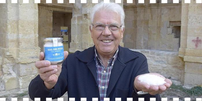 «Los cocineros de Castilla y León no saben que producimos sal en Burgos»